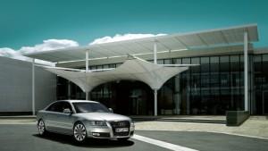 Audi A8-เรียบหรู