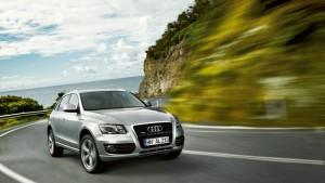 Audi Q5-ด้านหน้า