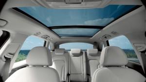 Audi Q5-ห้องโดยสาร