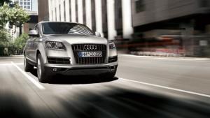 Audi Q7-กระจังหน้าสุดเฉียบ
