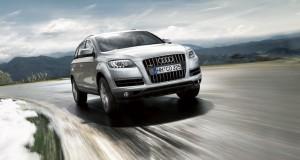 Audi Q7-ด้านหน้า