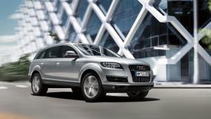 Audi Q7-สวยงาม