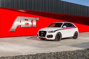 Audi RS Q3-งดงาม
