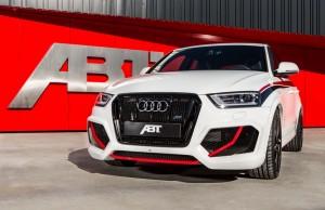 Audi RS Q3-ด้านหน้า