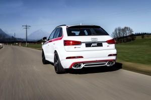 Audi RS Q3-ด้านหลัง