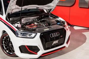 Audi RS Q3-สมรรถนะเครื่องยนต์