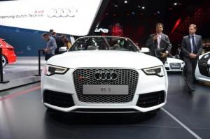 Audi RS5 Cabriolet-ดุดัน