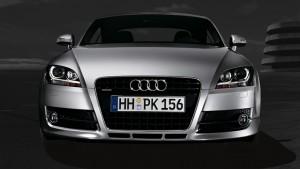 Audi TT Coupe-ด้านหน้า