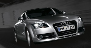 Audi TT Coupe-สวยงาม