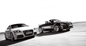 Audi TT Roadster-สองสไตล์