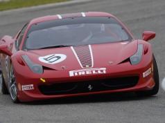 Ferrari 458 Challenge-ด้านหน้า