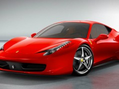 Ferrari 458 Italia-สวยงาม