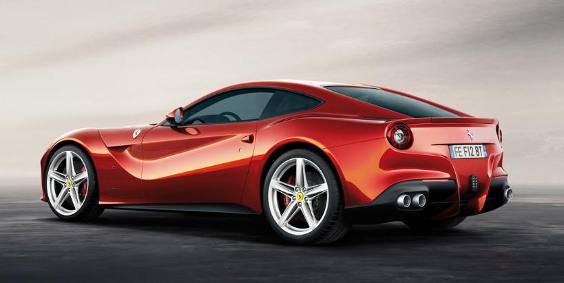 Ferrari F12berlinetta -สวยงาม