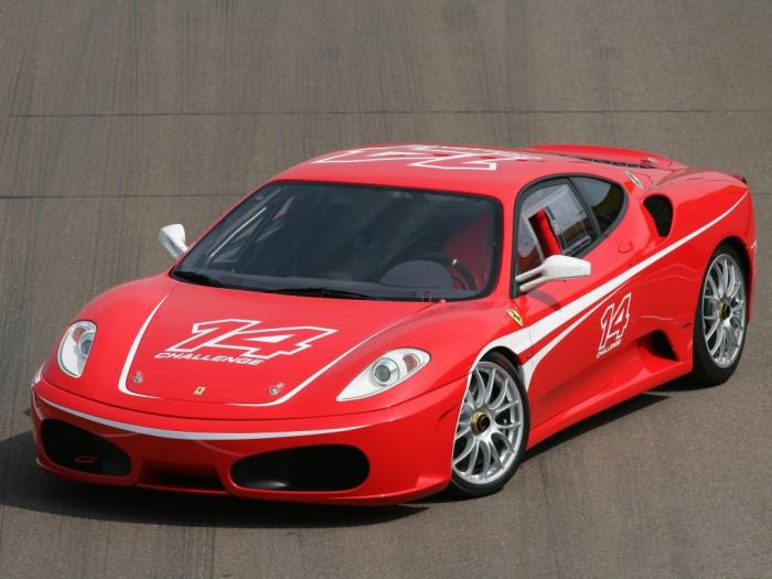 Ferrari F430 Challenge-ด้านหน้า