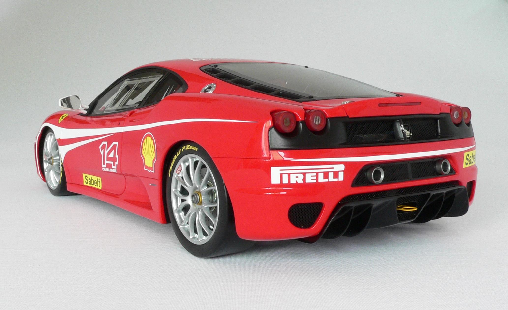 Ferrari F430 Challenge-สวยฟุดๆ