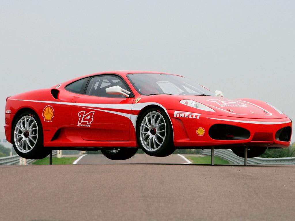 Ferrari F430 Challenge-โฉมหน้า