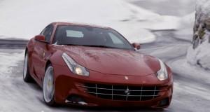 Ferrari FF-ด้านหน้า