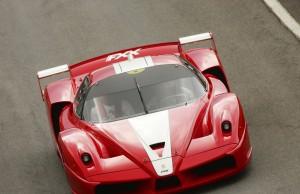 Ferrari FXX -ร้อนเเรง