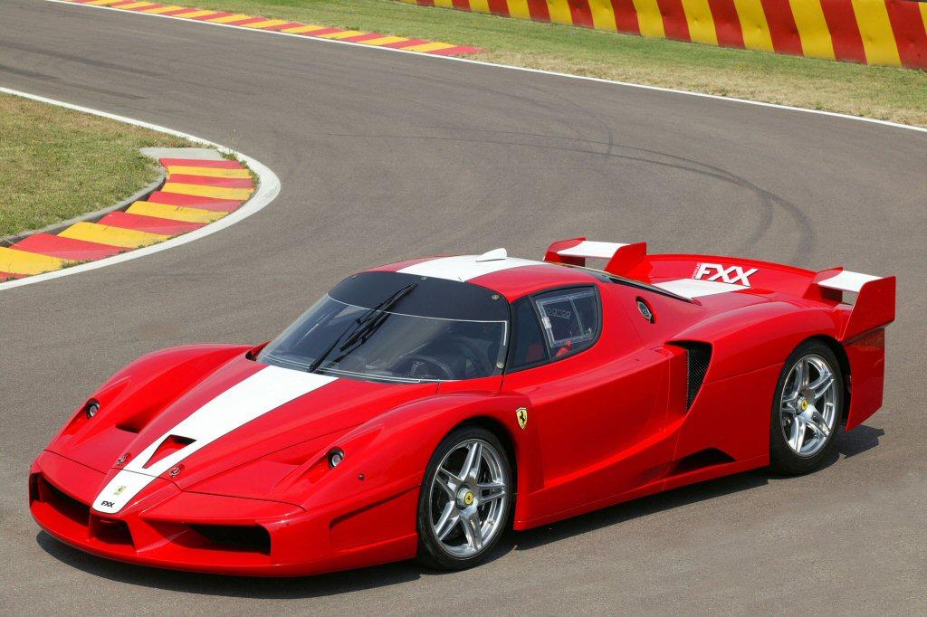 Ferrari FXX -สวย