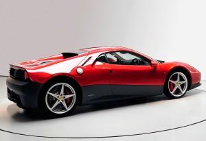 Ferrari SP12 EC-งดงาม