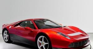 Ferrari SP12 EC-ด้านหน้า