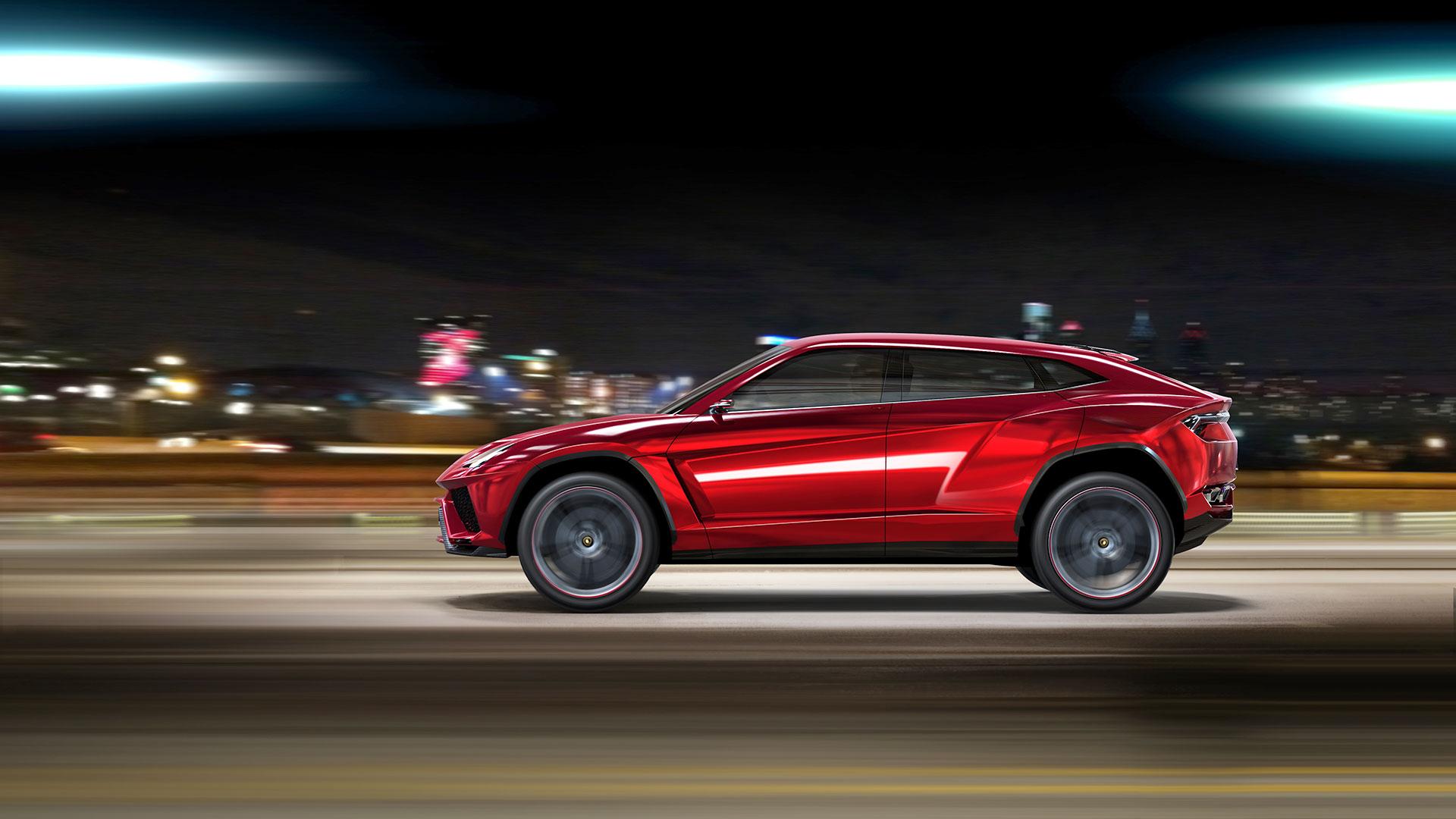 Lamborghini Urus-สวยงาม