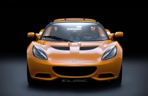 Lotus ELISE S -ด้านหน้า