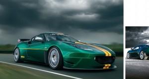 Lotus EVORA GT4-ความงดงามบนความเเรง