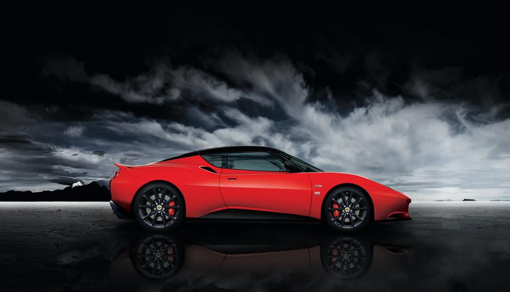 Lotus EVORA GTC-งดงามฟุดๆ