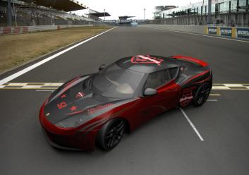 Lotus EVORA GTC-งดงาม