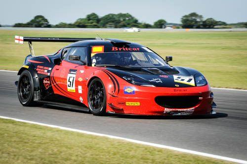 Lotus EVORA GTC-สมรรถนะสูง