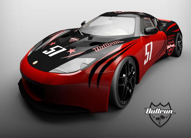Lotus EVORA GTC-สวยฟุดๆ