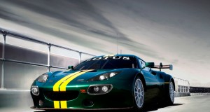 Lotus EVORA GTE-ร้อนเเรง