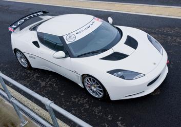 Lotus EVORA GTN-สวยงาม