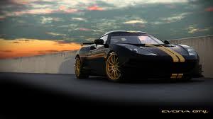 Lotus EVORA GTS-ด้านหน้า