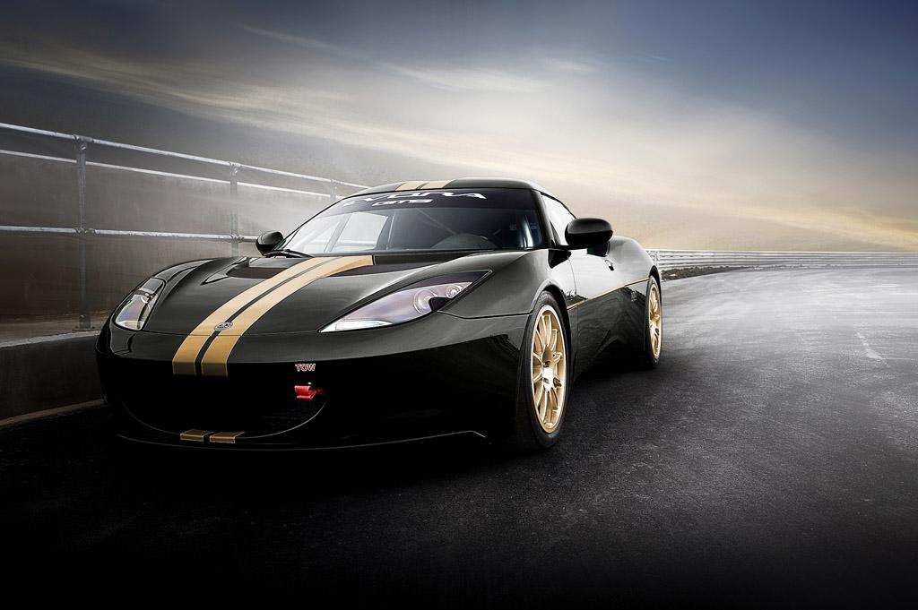 Lotus EVORA GTS-สวยงาม