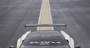 Lotus EVORA GX-ภาพรวม