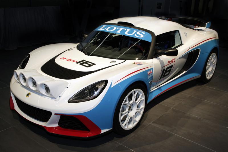 Lotus EXIGE R-GT-สวยงาม