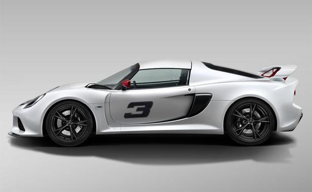 Lotus EXIGE S-ความเร็ว