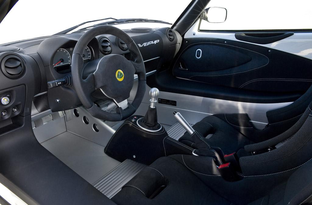 Lotus EXIGE V6 CUP-พลังขับเคลื่อน