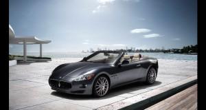 Maserati GranCabrio-งดงาม