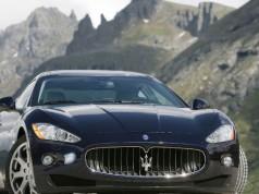 Maserati GranTurismo-กระจังหน้า
