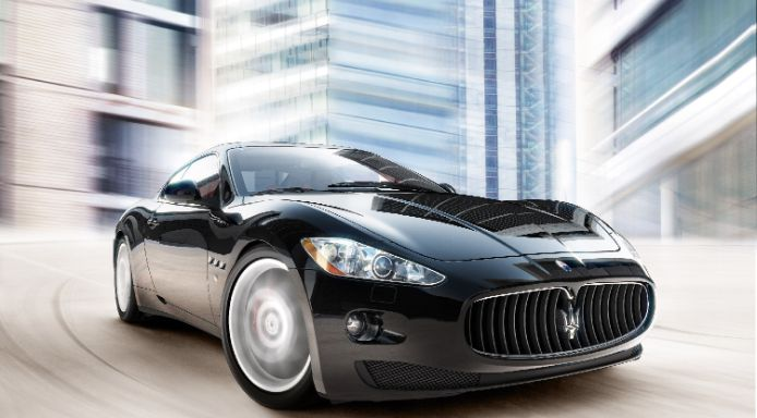 Maserati GranTurismo-สวยงาม