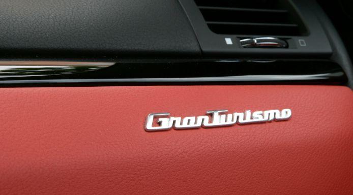 Maserati GranTurismo-โลโก้