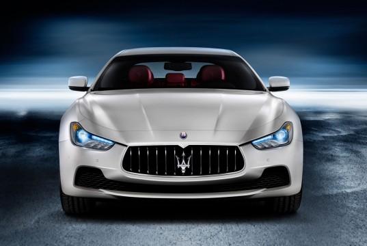 Maserati New Ghibli-ดุดัน