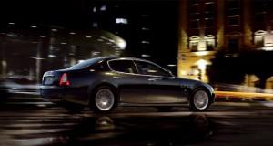 Maserati Quattroporte-สวยงาม