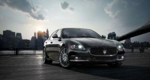 Maserati Quattroporte Sport GT S-ด้านหน้า