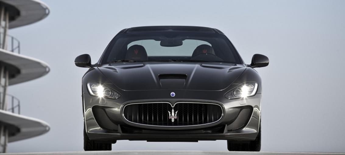 Maserati_GranTurismo_Mc_Stradale_Centennial_Edition-ด้านหน้า