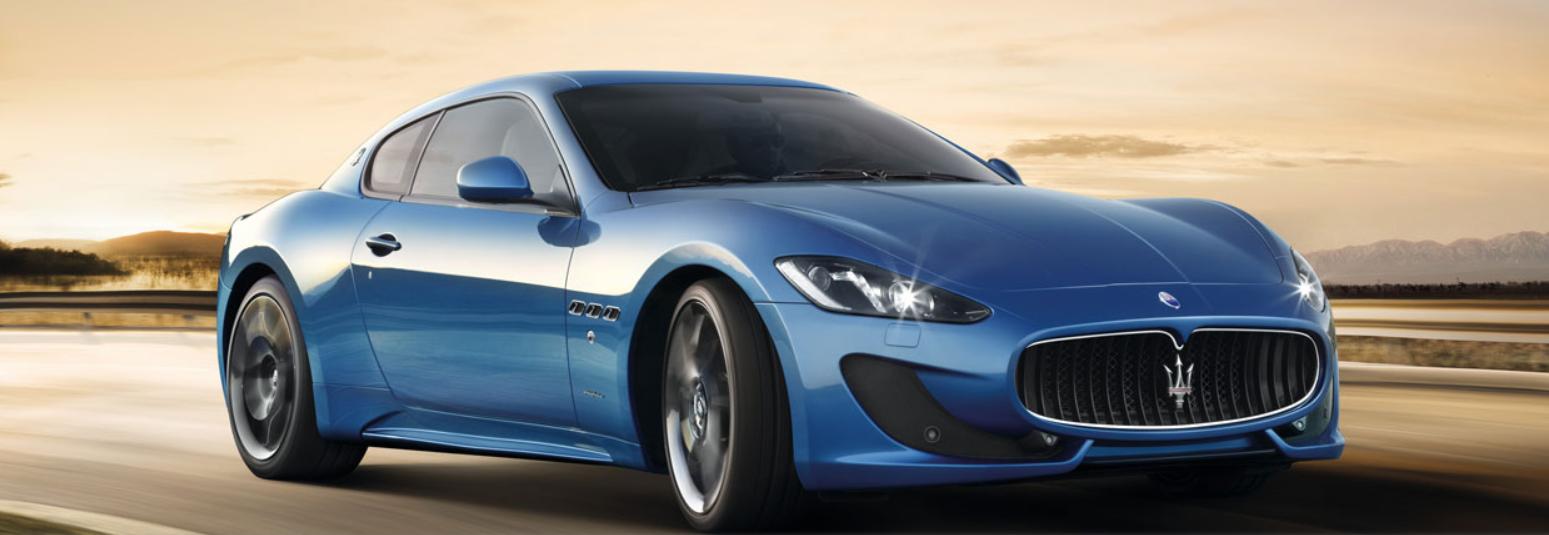 Maserati_GranTurismo_Sport-สวยงาม