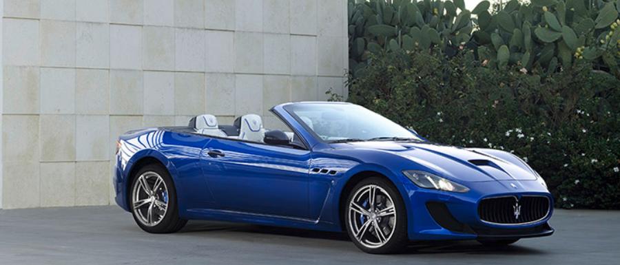 Maserati_Gran_Cabrio_MC-งดงาม